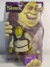 SHREK 7 INCH FIGURE MCFARLANE TOYS 2001 HIGHLY DETAILED NEW