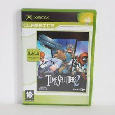 TIMESPLITTERS 2 - MICROSOFT ORIGINAL XBOX GAME - MINT