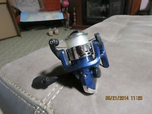 Blue wakeman fishing reel