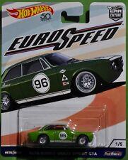 Hotwheels - Euro Speed - Alfa Romeo Giulia Sprint GTA