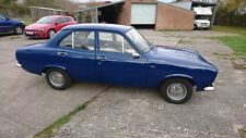 Ford Escort MK1 4 door 2 owner 27000 miles