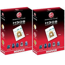 10 X Hoover H30S PUREFILT Sacchetti per Aspirapolvere Serie T Originale H30 SUPER