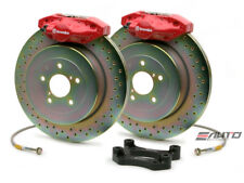 Brembo Rear GT Big Brake BBK 2piston Red 294x19 Drill BMW E36 318 320 325 328