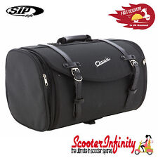 Case Top Box Roll Bag VESPA PX GTS/GT/GTV/LX LAMBRETTA (FITS TO ANY CARRIER) 35L