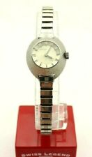 """Vintage Enicar Sherpa Star Automatic Ladies Steel Watch Size 6"""" - 7"""" AS IS"""