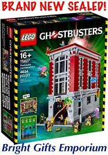 Ghostbusters Box LEGO Complete Sets & Packs