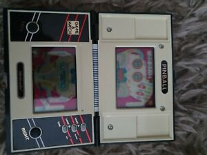 Nintendo Game & Watch Pinball double screen excellent working order