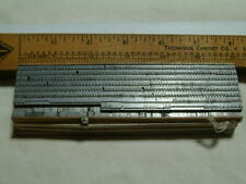 12pt Copperplate Gothic Light Smallest Size 12 Pt Letterpress Type Monotype