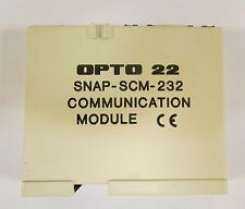 Opto 22 Snap Scm 232 Snap 232 Communication Module Mcf5249
