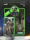 "Super 7. Alien Xenomorph The Alien Warrior 4"" ReAction Figure Nice Brand New Pac"