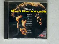 The Magic of Burt Bacharach by Burt Bacharach (CD 1996) 22 tracks like new