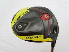 Used RH Cobra King F9 (Yellow) 12° Driver Proj X Helium Graphite Senior f2 Flex