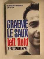 Graeme Le Saux: Left Field: A Footballer Apart, Graeme Le Saux, New Book