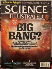 SCIENCE ILLUSTRATED BIG BANG MAGAZINE