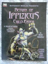 RETURN OF IPPIZICUS (DWP 2004) • D&D/AD&D/d20 • Limited GenCon Indy 2004 Edition
