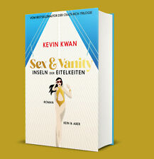 Sex & Vanity - Inseln der Eitelkeiten von Kevin Kwan (Gebundene Ausgabe)