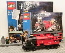 LEGO® 4785 HOGWARTS EXPRESS OBA OVP FIGUREN HARRY POTTER PRISONER OF AZKABAN ZUG