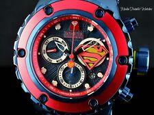 NEW Invicta RESERVE 52MM Specialty Subaqua SUPERMAN DC COMIC Blue Bracelet Watch