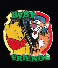 Disney Best Friend Series Winnie The Pooh & Tigger Pin LE3000
