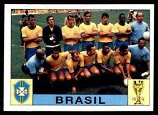 Panini Historia de la Copa del Mundo 1990-Brasil equipo No. 36