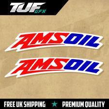 Amsoil Motocross Graphics MX GRAPHICS Fender KTM YZF CRF RMZ KXF SX SXF