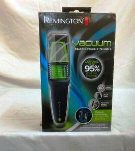 Remington MB6850 Vacuum Beard Trimmer - Green  NEW & UNUSED