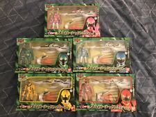 Power rangers Magiranger Mystic force COMPLETE Racer Bike Set Sky Houki RARE !