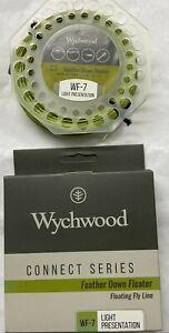 Wychwood Fly Line WF #7 Light Presentation CS Feather Down Floater