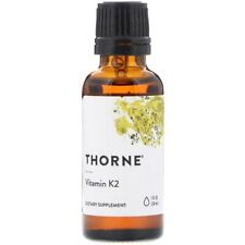 Thorne Research Vitamin K2 1 Fl Oz (30 ml)