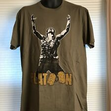 Platoon Move T-Shirt, Size Adult L