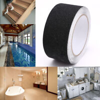 Anti Slip Step Safety Non-Skid Grit Grip Tape Roll Sticker Adhesive Stair Strips