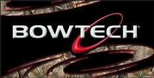 3 Pack Bowtech Banners 2'x4' Archery Bow Hunting Logo Deer Camp Vinyl Wall Signs
