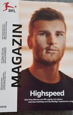 Timo Werner, RB Leipzig, DFL-Magazin, Bundesliga 2018