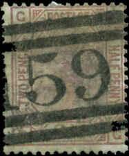 Great Britain Scott #67 Plate #6 Used