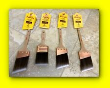 "Purdy 3"" Paint Brushes Lot of 4 New"