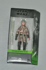 Star Wars Black Series Luke Skywalker (Endor) ROTJ Figure HTF NEW