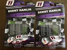 2019 NASCAR Authentics 1/64 DAYTONA 500 WINNER SPECIAL EDITION DENNY HAMLIN #11