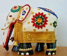 Sri Lankan Handmade Elephant Statue with box