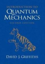 Introduction to Quantum Mechanics (2nd Edition), Griffiths, David J., Good Book