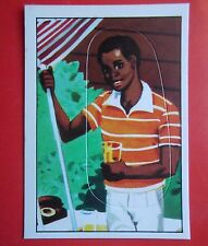 figurines prentjes cromos stickers picture cards figurine barbie 73 panini 1976
