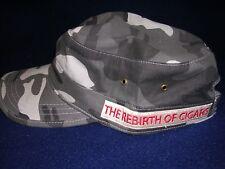 DREW ESTATE CAMO HAT--***BRAND NEW*** THE REBIRTH OF CIGARS