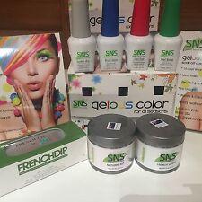 SNS Sunscreen Kit 2 Oz Pot with 5 Liquids Signature Nail System
