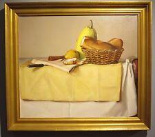 Albert Sandecki c.1980 still life painting Haddonfield NJ artist