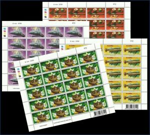 Thailand 2007 International Letter Writing Week FS