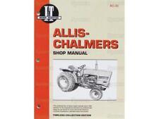 Allis-Chalmers 5020 5030 Tractor Shop Service Repair Manual Book I&T AC32 NEW