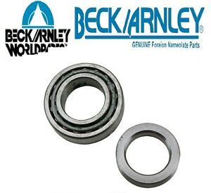 Wheel Bearing Rear BECK/ARNLEY 051-4113