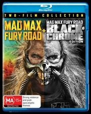 Mad Max - Fury Road (Blu-ray, 2016, 2-Disc Set)