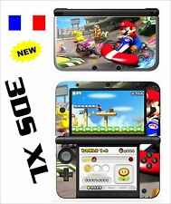 SKIN STICKER AUTOCOLLANT DECO POUR NINTENDO 3DS XL - 3DSXL REF 82 MARIO KART