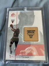 Marcus Fizer 2001 Upper Deck game floor basketball trading card