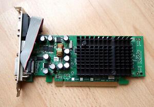 Leadtek NVIDIA Geforce 6500, PCIe Graphic Card. Working.